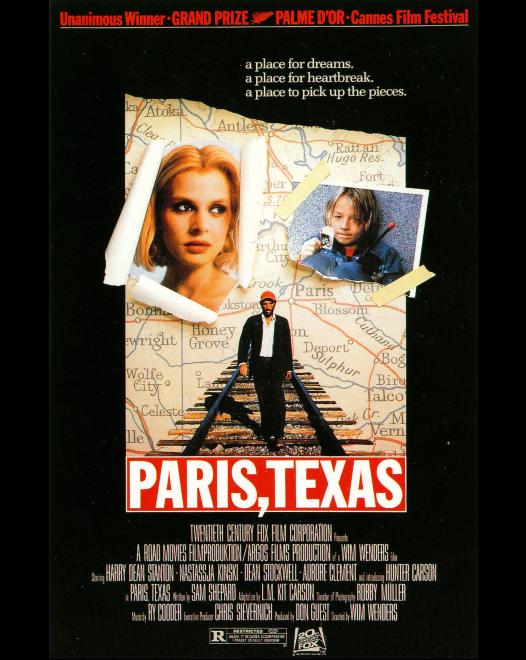 Paris, Texas [clasicARTA] [Focus Wim Wenders]