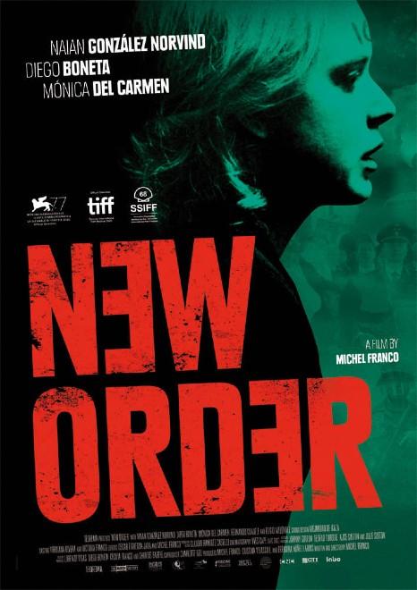New Order Cinema sub clar de lună