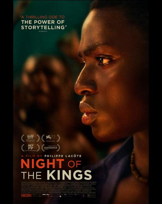 Noaptea regilor / Night of the Kings Cinema sub clar de lună