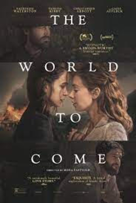 The World to Come Cinema sub clar de lună