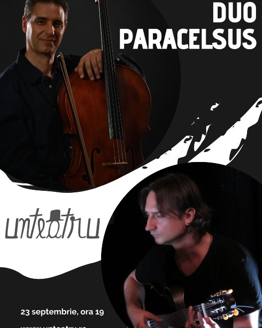 Concert Duo Paracelsus