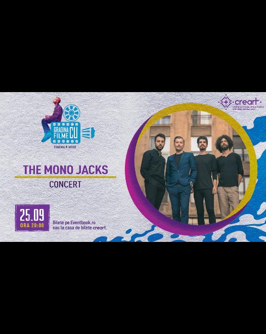 CONCERT – THE MONO JACKS