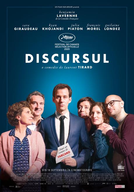LE DISCOURS/DISCURSUL