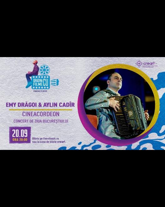 EMY DRĂGOI & Aylin Cadîr – CINEACORDEON