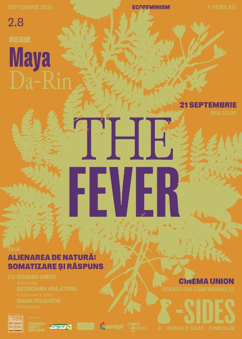 The Fever, R. Maya Da-Rin F-SIDES