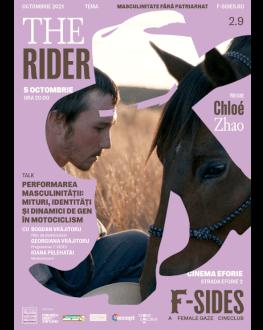 The Rider de Chloe Zhao F-SIDES