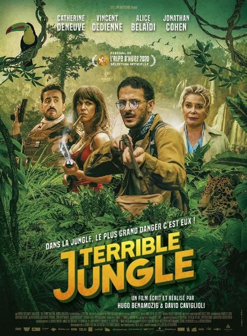 Terrible Jungle // Welcome to the Jungle (2020) ITINERAMA 2021 @ BRĂILA