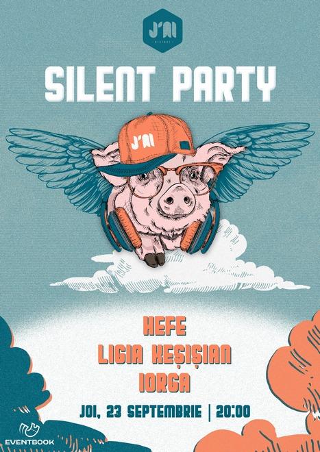J'ai Party. Silent Party. La J'ai Bistrot