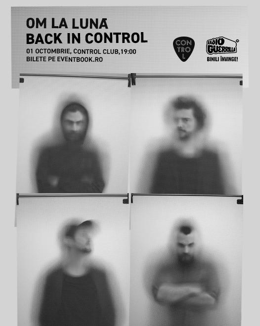 om la lună | Back in Control