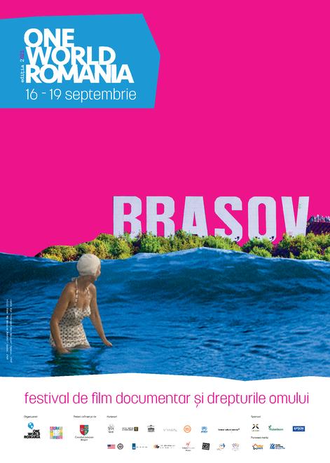 Vernisaj Refugiați doctori în România – de Horia Manolache, Proiecție de filme realizate în parteneriat OWR – UNHCR – UNATC One World Romania la Brașov, ediția a II-a