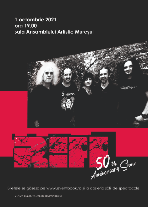 Riff 50th Anniversary Show
