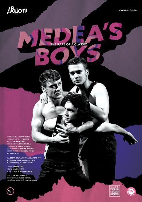 Medea's Boys