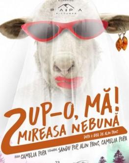 PUP-O, MĂ! 2 - MIREASA NEBUNĂ Filmul de închidere TIFF Oradea 2021, în prezența echipei filmului