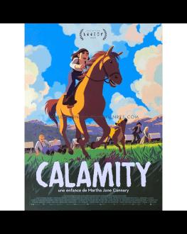 Calamity, copilăria Marthei Jane Cannary / Calamity, a childhood of Martha Jane Cannary Animest.16