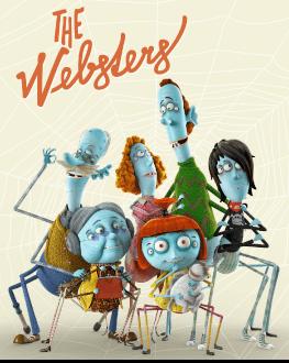 Familia Păianjen / The Websters Animest.16