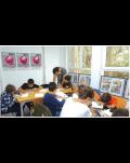 Workshop bandă desenată cu Mihai Ionuț Grăjdeanu Animest.16