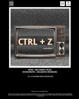 Ctrl + Z Bucharest Fringe 11