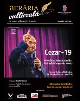 Cezar - 19 Conferință senzațională a Părintelui Constantin Necula