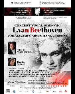 Concert vocal-simfonic L.van Beethoven