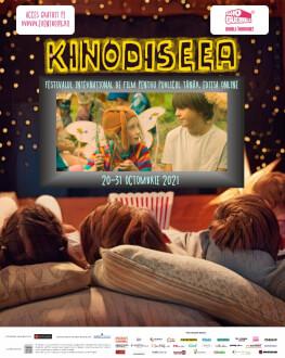 KINOdiseea - INTERPLANETARII Calup scurtmetraje 06 -09 ani