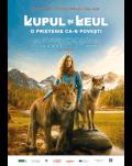 LE LOUP ET LE LION / LUPUL ȘI LEUL: O PRIETENIE CA-N POVEȘTI