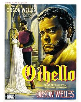 OTHELLO / THE TRAGEDY OF OTHELLO: THE MOOR OF VENICE