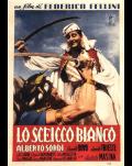 ȘEICUL ALB / LO SCEICCO BIANCO
