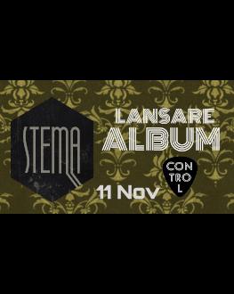 Stema Lansare de album