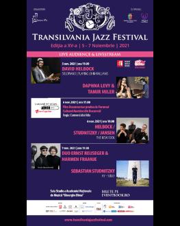 Abonament Transilvania Jazz Festival