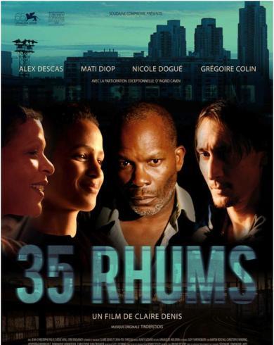 Festival du Film Francais a Bucarest 35 Rhums