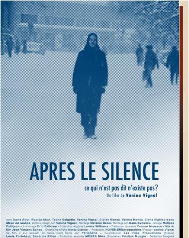 Festival du Film Francais a Bucarest Apres le Silence