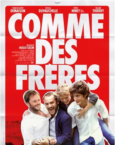 Festival du Film Francais a Bucarest Comme des Freres