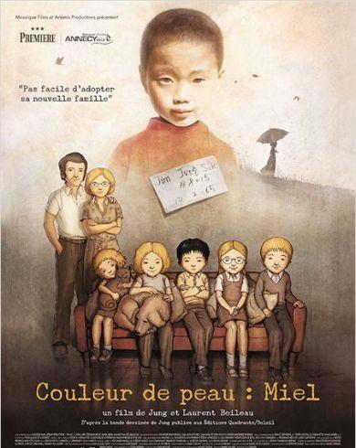 Festival du Film Francais a Bucarest Couleur de Peau : Miel