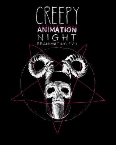 Creepy Animation Night Noaptea Animatiilor Bizare