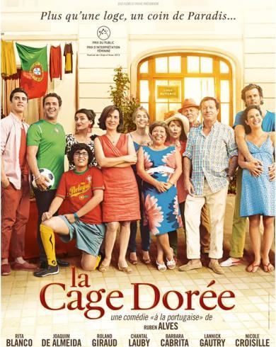 Festival du Film Francais a Bucarest Le Cage Doree