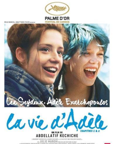 Festival du Film Francais a Bucarest La Vie d`Adele