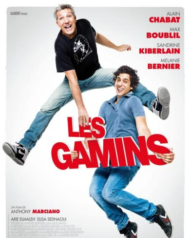 Festival du Film Francais a Bucarest Les Gamins