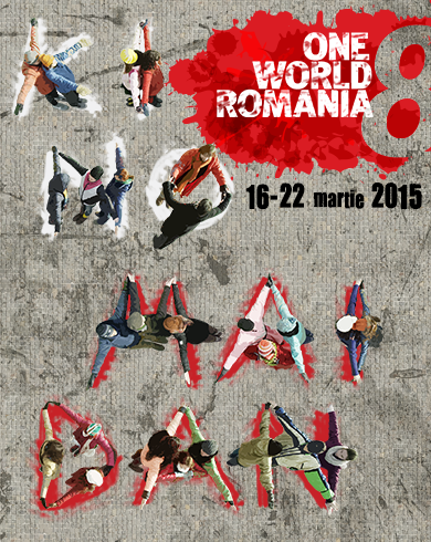 One World Romania 2015 Abonament Festival Abonament Festival
