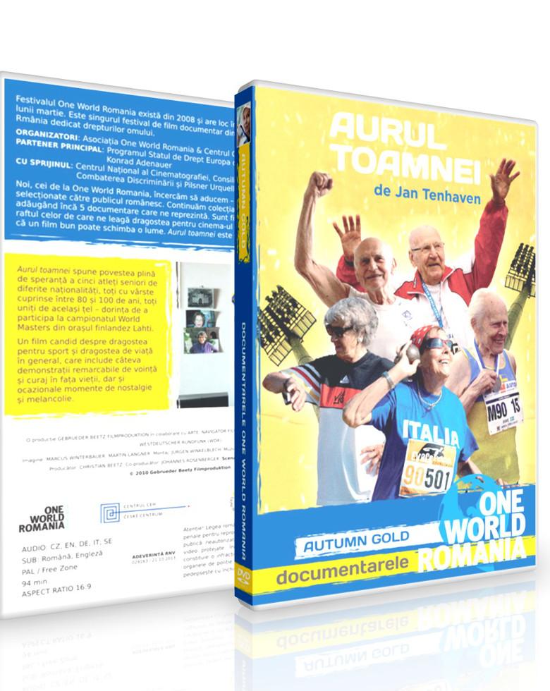 Aurul Toamnei DVD - One World Romania