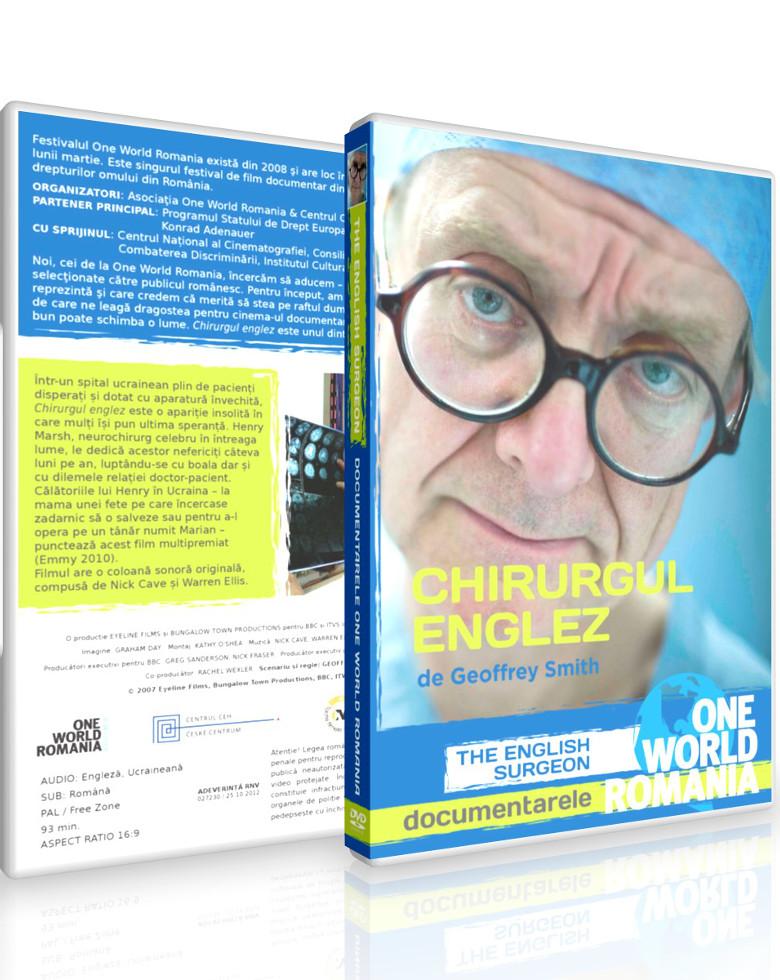 Chirurgul Englez Colectia de DVD-uri One World Ro Bucuresti, București