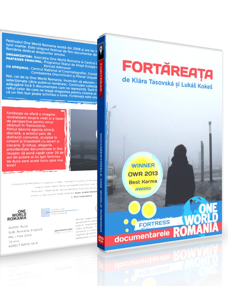 Fortareata DVD - One World Romania
