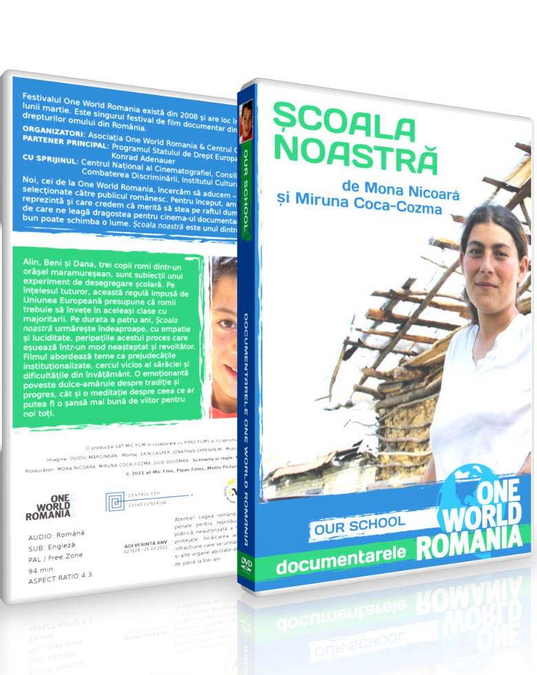 Scoala Noastra DVD - One World Romania