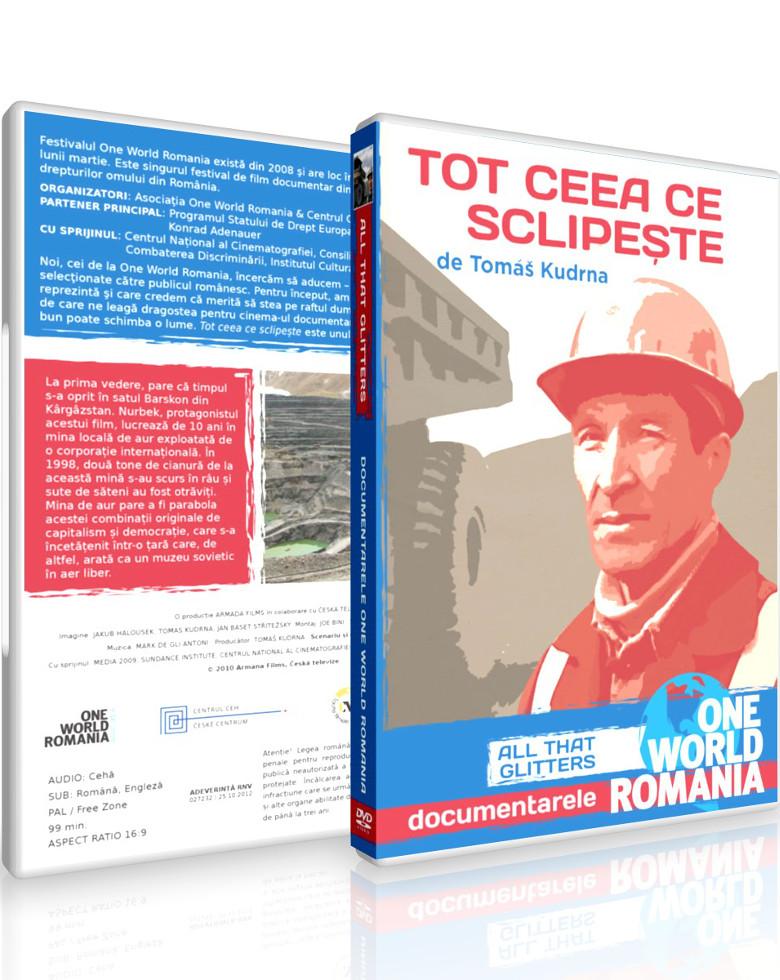 Tot Ceea Ce Sclipeste DVD - One World Romania