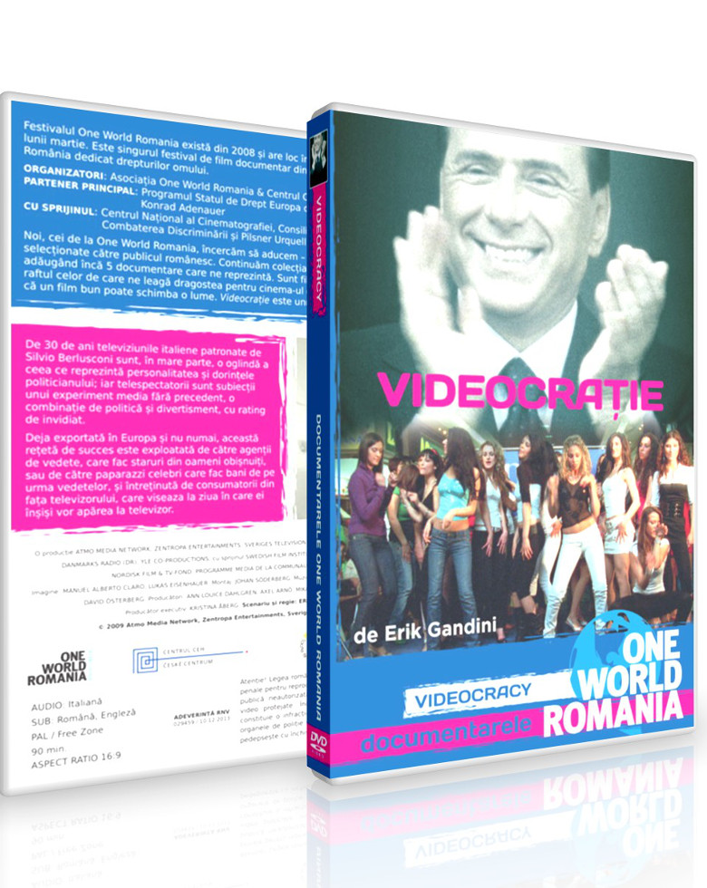 Videocratie DVD - One World Romania