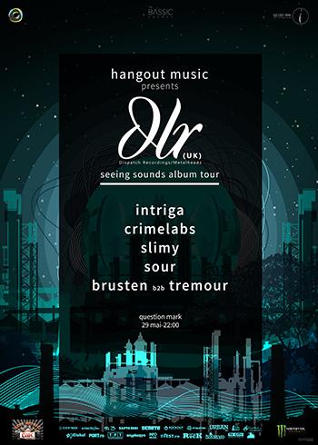 "Hangout Music Presents: DLR ""Seeing Sounds Album Tour"" Party"