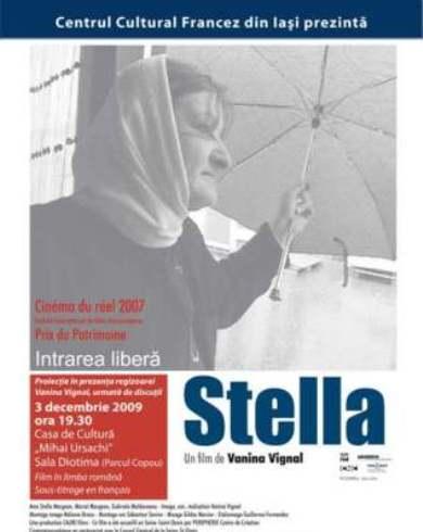 Festival du Film Francais a Bucarest Stella