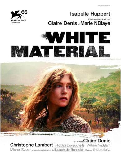 Festival du Film Francais a Bucarest White Material