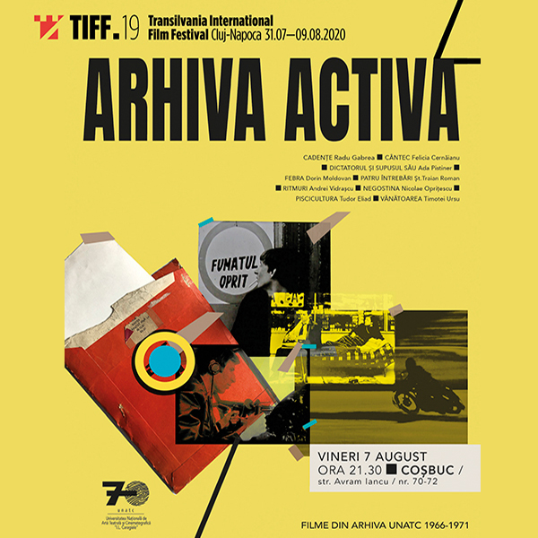 Active Archive Program - UNATC Films (1966-1971)