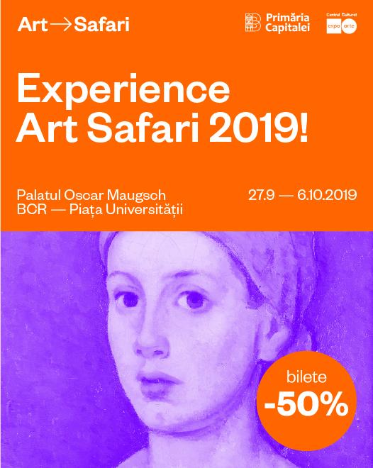 Ce noutăți aduce Art Safari 2019?