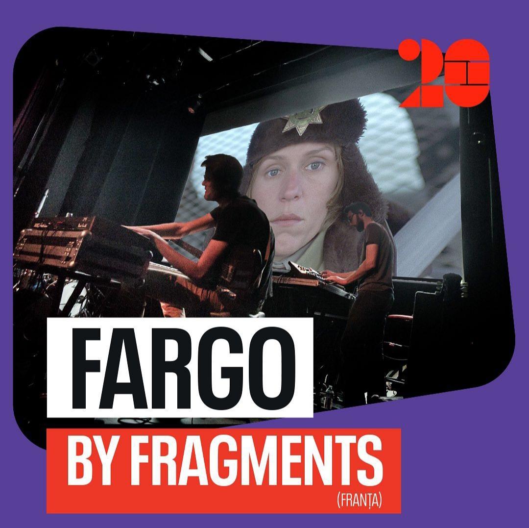 Cine-concert: Fargo by Fragments (France)